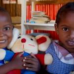 Élèves de l'école maternelle (Nosy Komba)