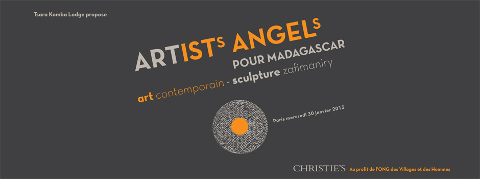 Artists Angels pour Madagascar