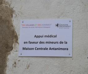 Programme Maison centrale Antanimora